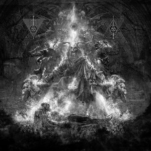 the rise of the spirit, the ascension to the higher spheres through the path of darkness